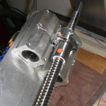 RM1605 ball screw