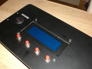 RoboElectronics x2 CNC Controller front panel