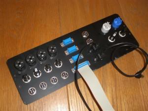 RoboElectronics X2 Back panel