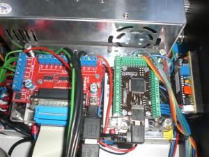 RoboCNC Controller wiring