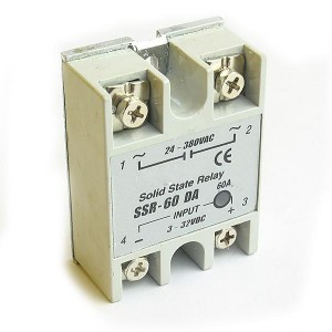 60A Solid state relay SSR