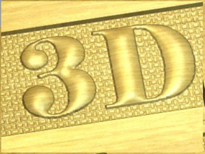 3D-carving