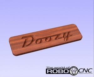 Naambord Doozy (2)