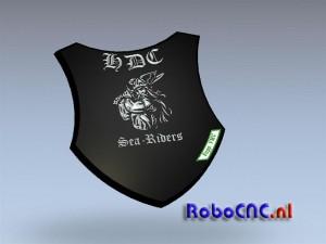 Wapen HDC Sea-Riders (2)