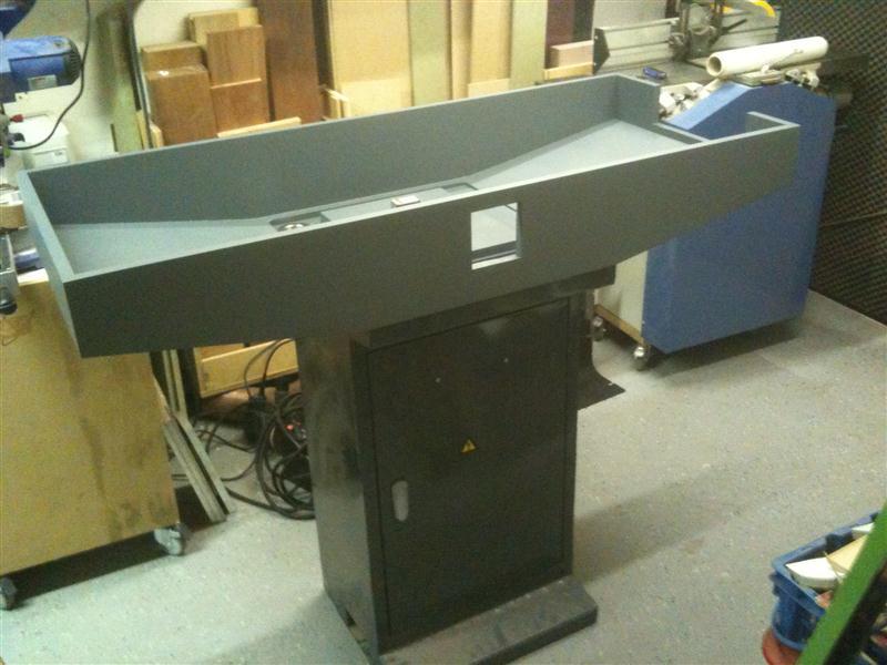 RCNC BF20L Chiptray (Custom)