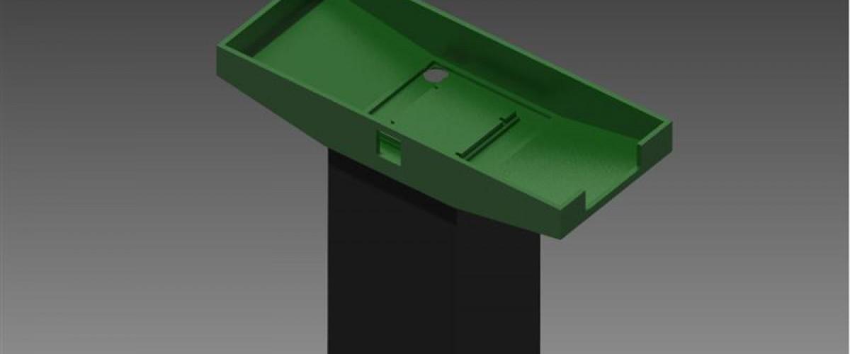 RoboCNC BF20L Chiptray / Coolant