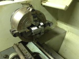 RoboCNC Lathe work (Draaibank)