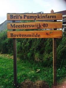 Brii Pumpkinfarm borden (1)