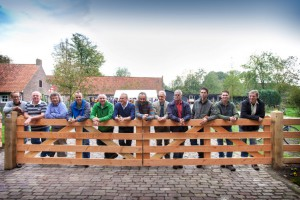 Afsluiting van het Poorten project van Mooi Straten.