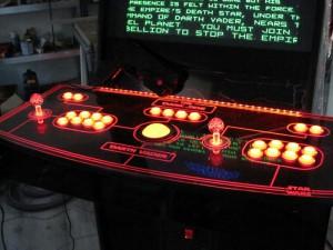 RoboCNC Arcade gravure (1) (Custom)