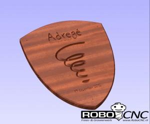 RoboCNC Ontwerp Logo Dispuut